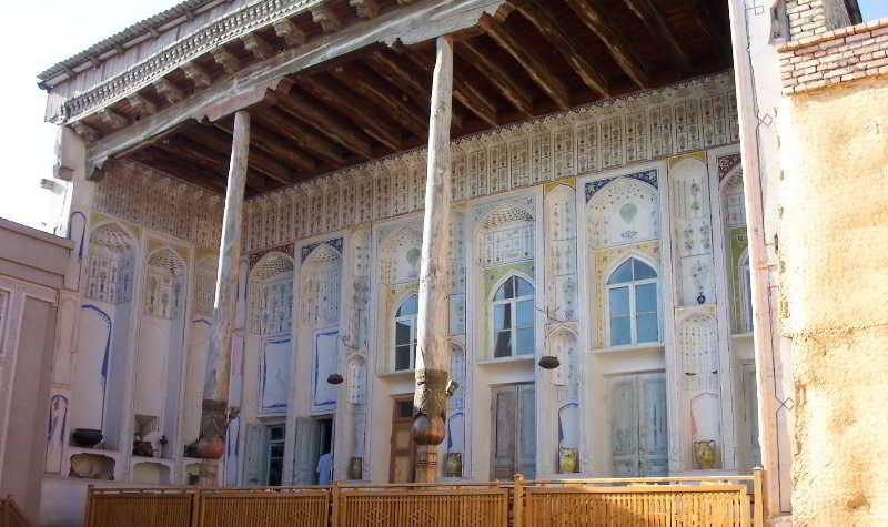 Lyabi House, Buxoro