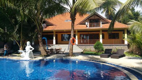 Camplung Beach Villa, Buleleng