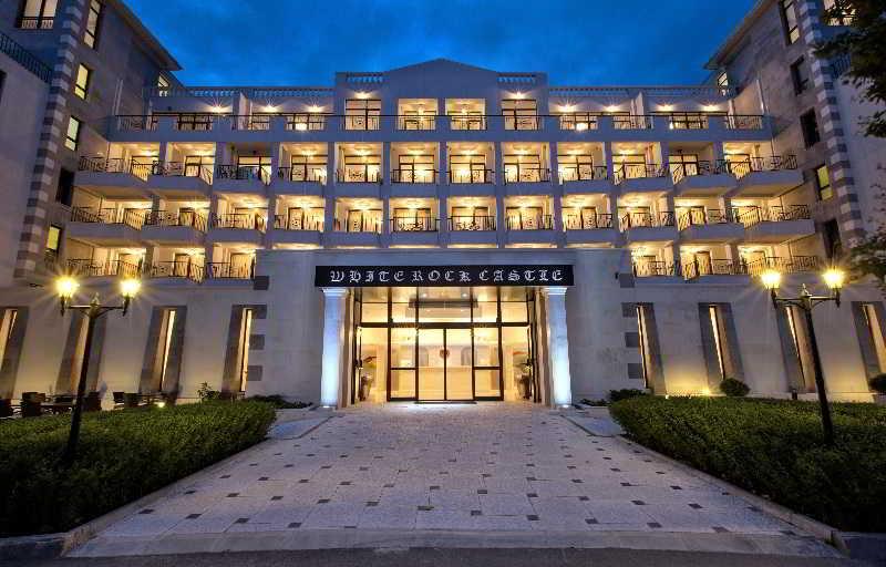 White Rock Castle Suite Hotel & Spa, Balchik