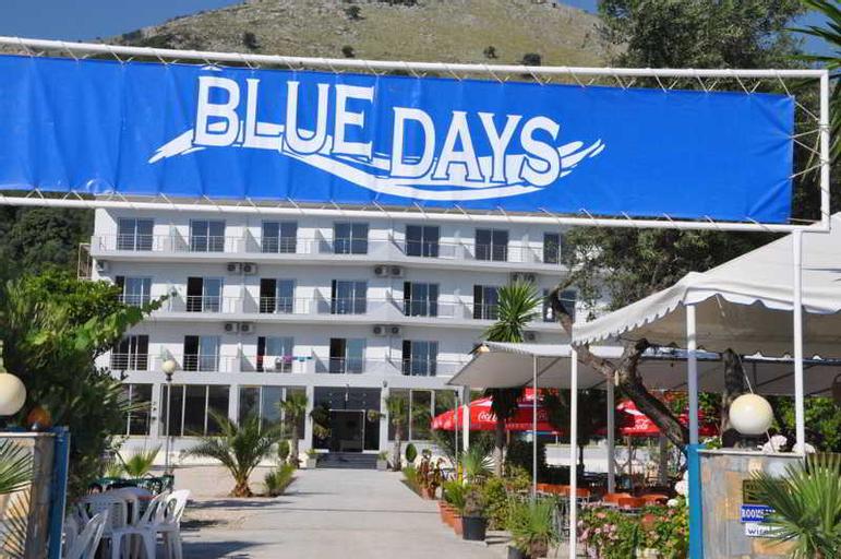 Blue Days Hotel, Sarandës
