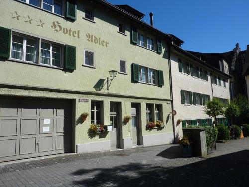Hotel Adler, Stein