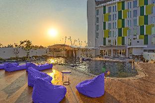 FOX HARRIS Hotel Pangkalpinang Bangka (permanently closed), Central Bangka