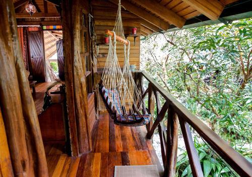 Spa Hosteria Miramelindo, Baños