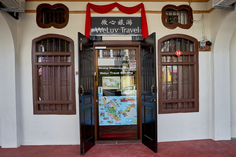 WeLuv Travel Guesthouse, Penang Island