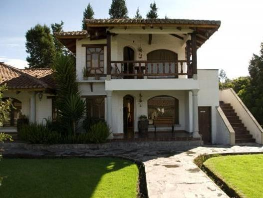 Hotel Hacienda Abraspungo, Guano