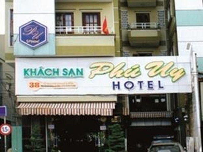 Phu Uy Hotel, Ninh Kiều