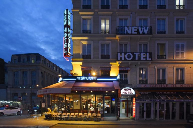 New Hôtel Gare du Nord, Paris