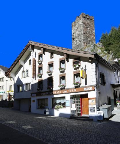 Gasthaus Pension zum Turm, Uri