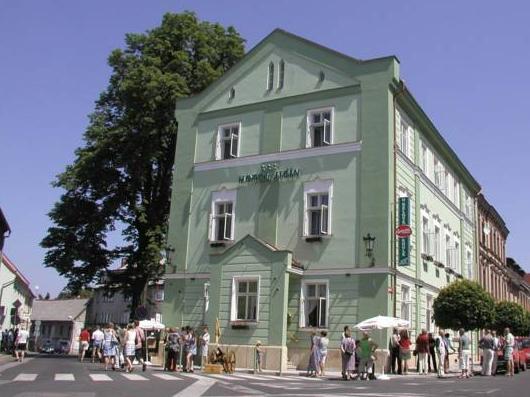 Hotel Jicin Garni, Jičín