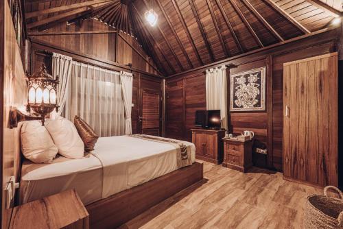 Kayu Manise Villa Bedugul, Tabanan