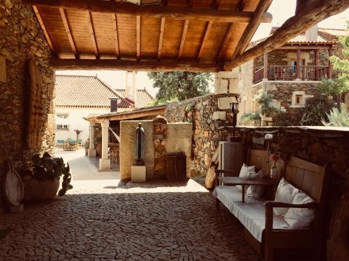 Casa das Quintas, Mogadouro