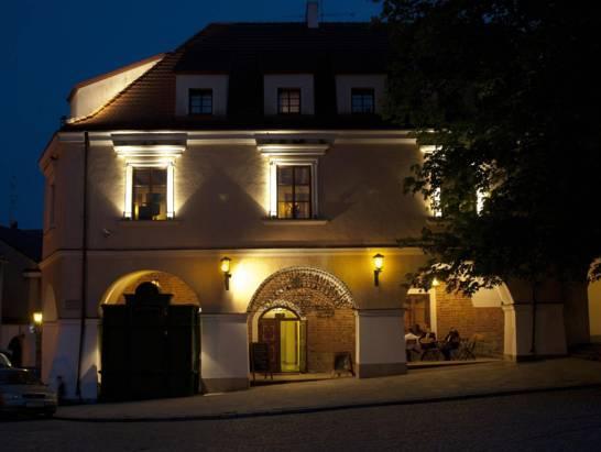 Hotel pod Cizemka, Sandomierz