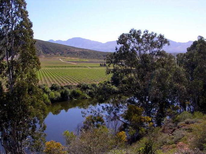 Gubas de Hoek, Cape Winelands