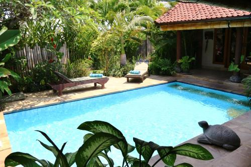 Villa Penyu Lovina Beach, Buleleng