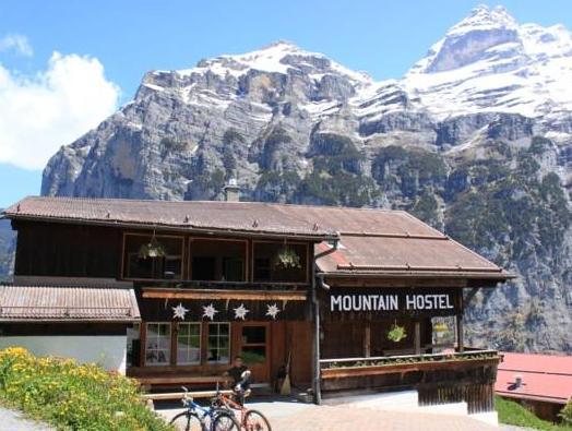 Mountain Hostel Gimmelwald, Interlaken