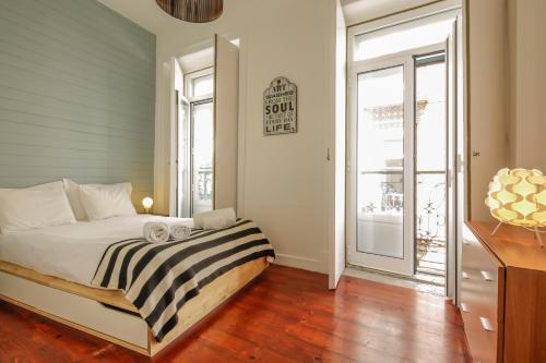 Heart Bairro Alto by Apartments Alfama, Lisboa
