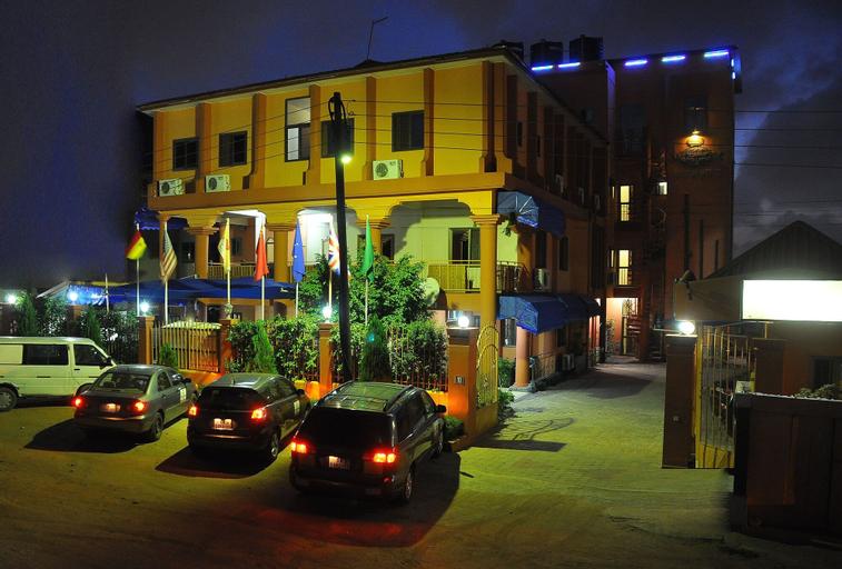 Oscarpak Royal Hotel, Accra