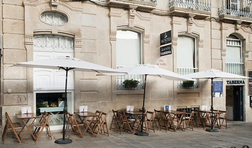 Montes Pension Boutique, A Coruña