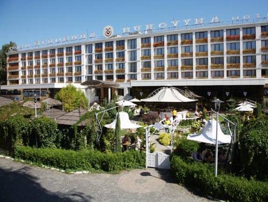 Bukovyna Hotel, Chernivets'ka