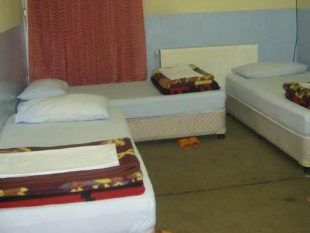 Hotel Ugur, Merkez