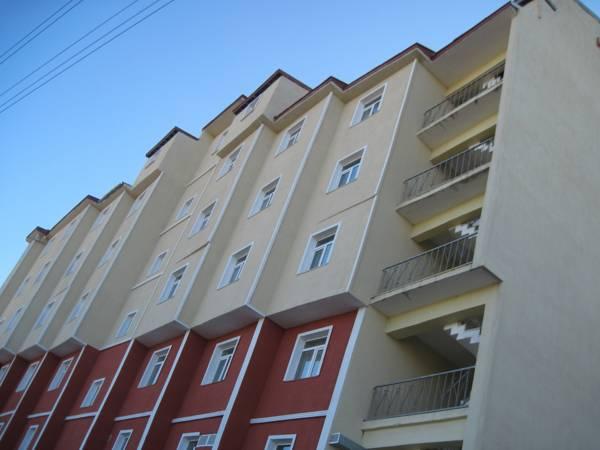 Kafkas Ari Hotel, Merkez