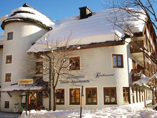 Dachstein West Hotel GmbH-Kirchenwirt Russbach, Hallein