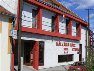 Kalvaria-Racz Panzio, Pécs