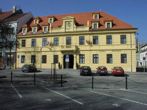 Hotel Hejtmansky dvur, Kladno