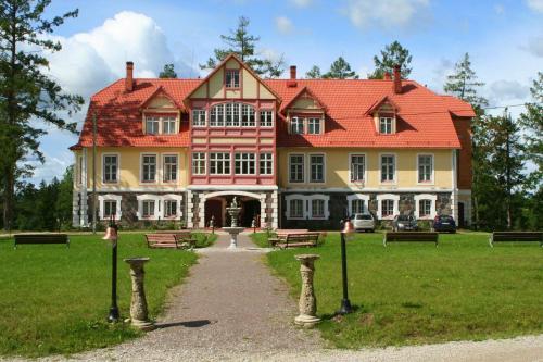 Cantervilla Castle, Valgjärve