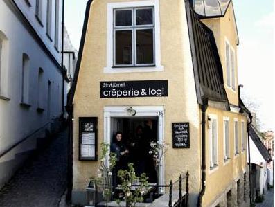 Strykjärnet Crêperi & Logi, Gotland