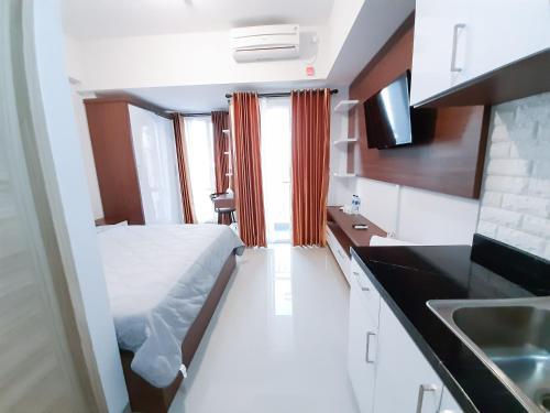 Apartment Room With Volcano View Near Ugm, Yogyakarta