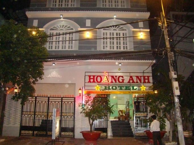 Hoang Anh Hotel, Quận 7