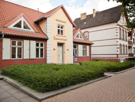 Villa am Jungfernstieg, Vorpommern-Rügen