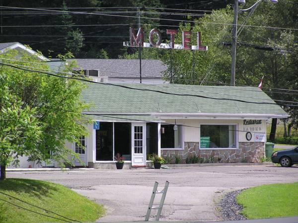 La Roma Motel, Madawaska