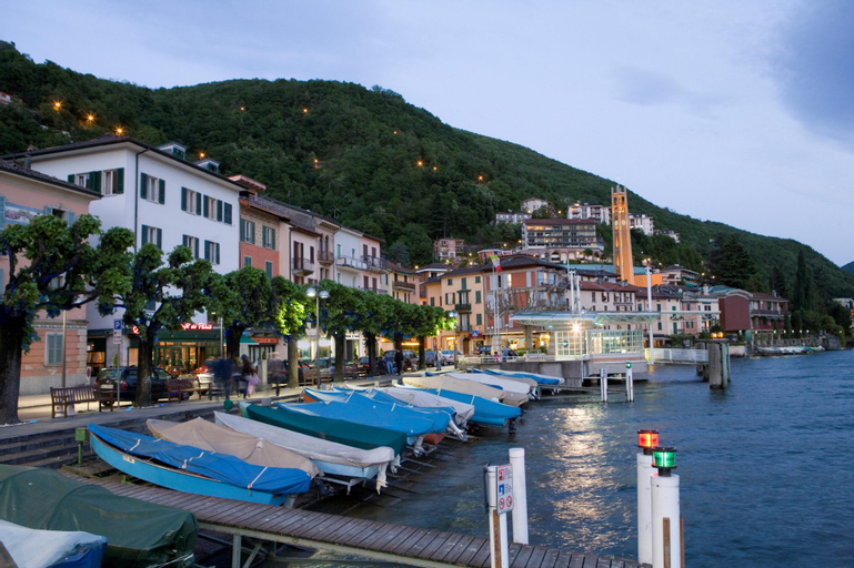 Meliá Campione, Lugano