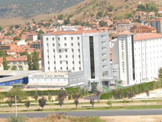 Grand Cali Hotel, Bozüyük
