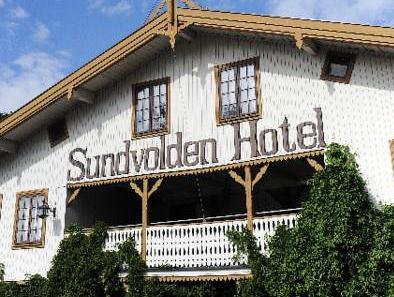 Sundvolden Hotel, Hole