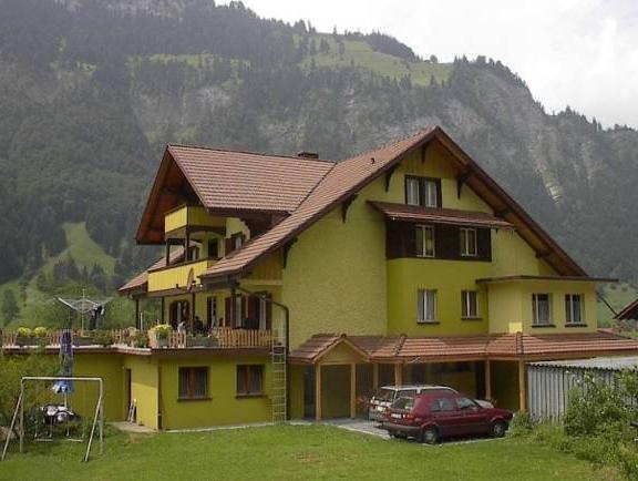 Hotel Alpenruh, Frutigen