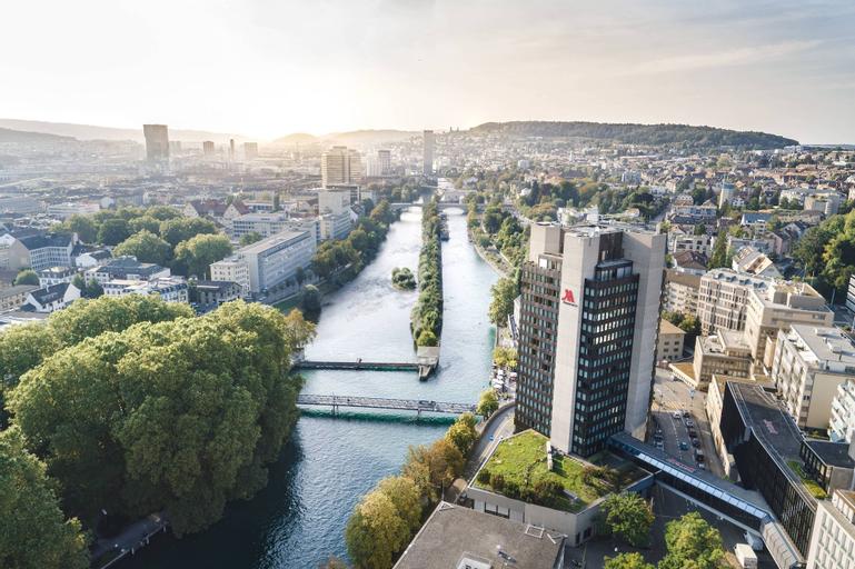 Zurich Marriott Hotel, Zürich
