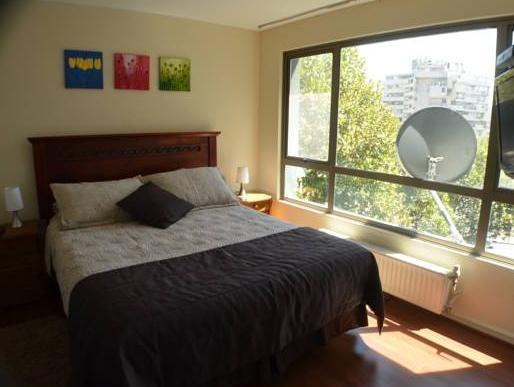 Apartamentos Capital Pedro de Valdivia, Santiago