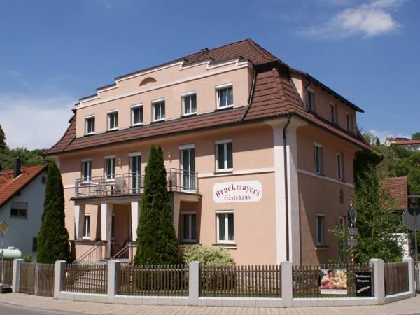 Bruckmayers Gastehaus, Bayreuth