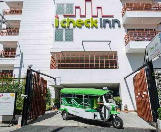 iCheck Inn Residences Sathorn, Yannawa