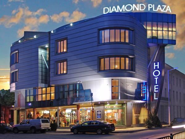Hotel Diamond Plaza, Haskovo