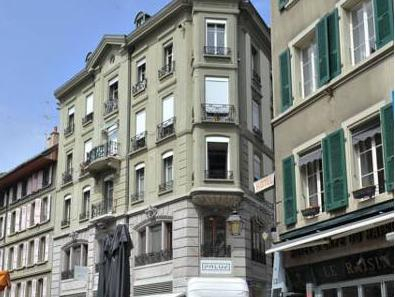 Hotel du Raisin, Lausanne