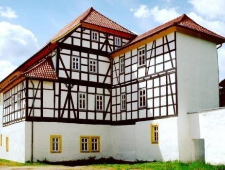 Schlosshotel am Hainich, Wartburgkreis