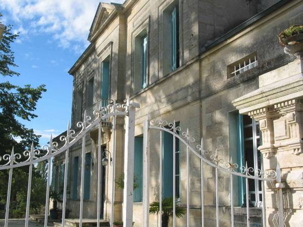 Chateau Rousselle, Gironde