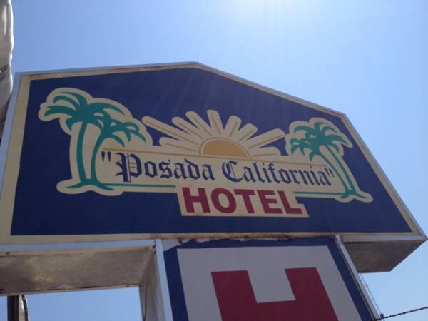Hotel Posada California, Aguascalientes