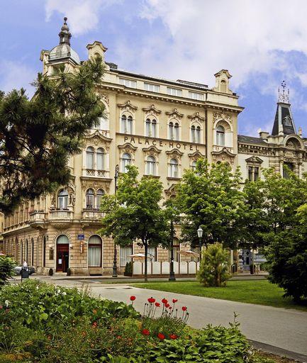 Palace, Zagreb