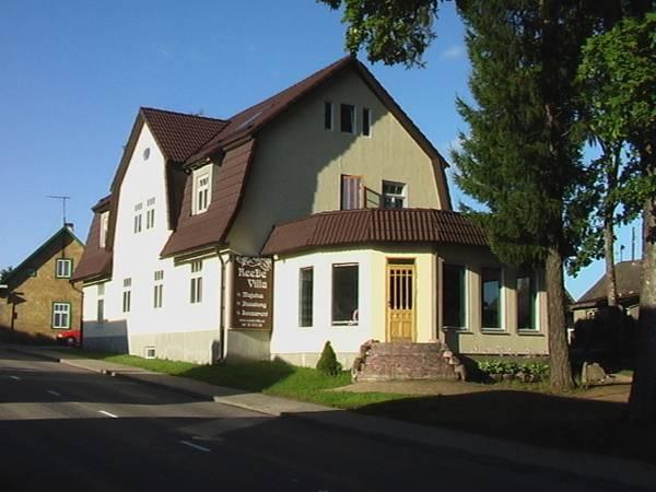 ReeDe Villa, Puhajarve