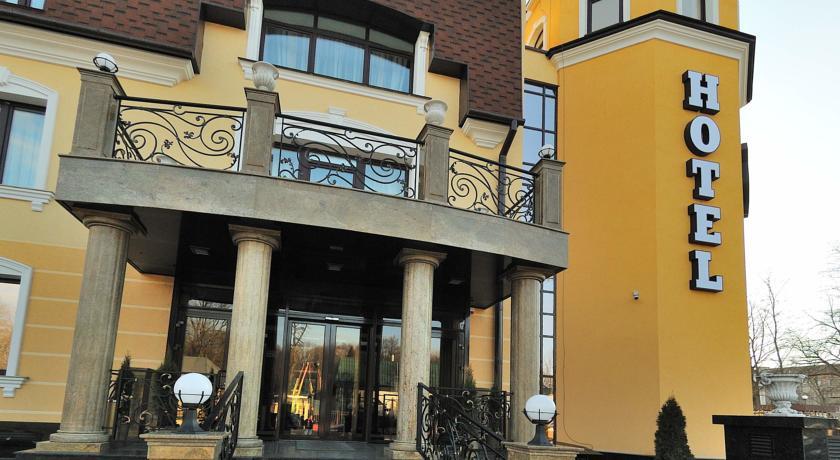 Park-Hotel Zamkovyj, Homyel'